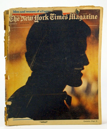 Image for The New York Times Magazine, May 24, 1970 -  The Rosenberg Case