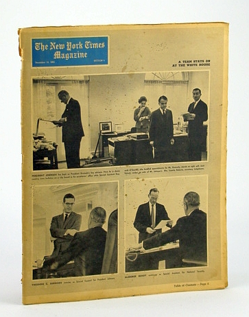Image for The New York Times Magazine, December 15, 1963 - When a Negro is on Trial in the South