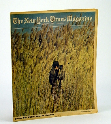 Image for The New York Times Magazine, February (Feb.) 7, 1971 -  Is Jamaica Bay a Wasteland or Wildlife Refuge?