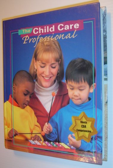 Image for The Child Care Professional, Student Text