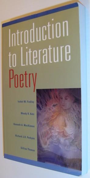 Image for Introduction to Literature : Poetry