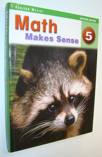 Image for Math Makes Sense 5 (Western Edition)