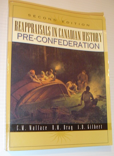 Image for Reappraisals in Canadian history: Pre-confederation