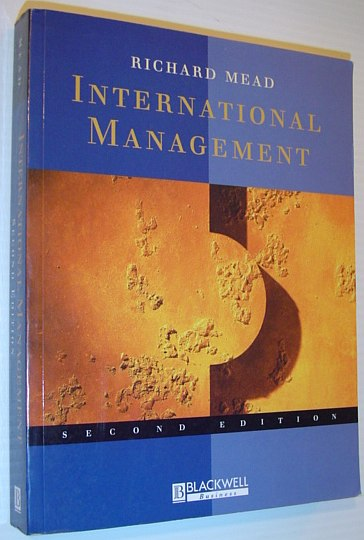 Image for International Management (Blackwell Business)