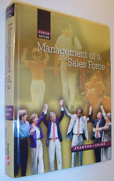 Image for Management of A Sales Force