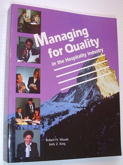Image for Managing for Quality in the Hospitality Industry