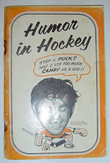 Image for Humor in Hockey
