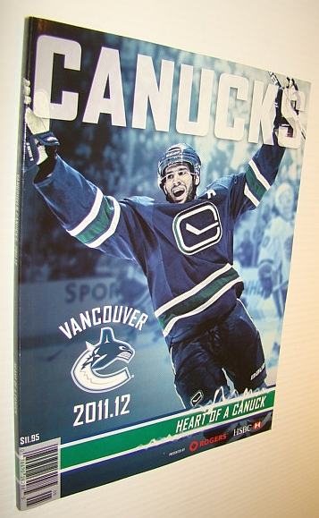 Image for Vancouver Canucks 2011-2012 - Heart of a Canuck (Team Programme/Guide)
