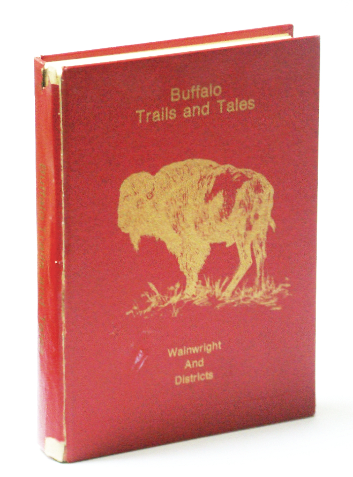 Image for Buffalo Trails and Tales