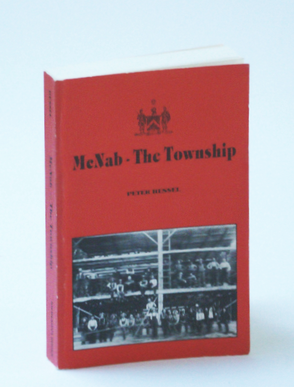 Image for McNab - The Township: A history of McNab Township in Renfrew County, Ontario, from earliest beginnings to World War II