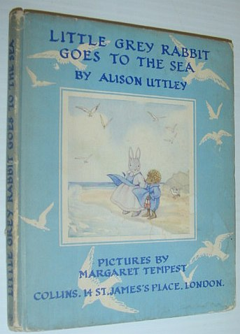 Image for Little Grey Rabbit Goes to the Sea (#19 in the Little Grey Rabbit Series) *FIRST EDITION*