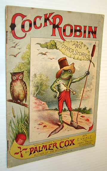 Image for Cock Robin and Other Stories - with Variations and Illustrations