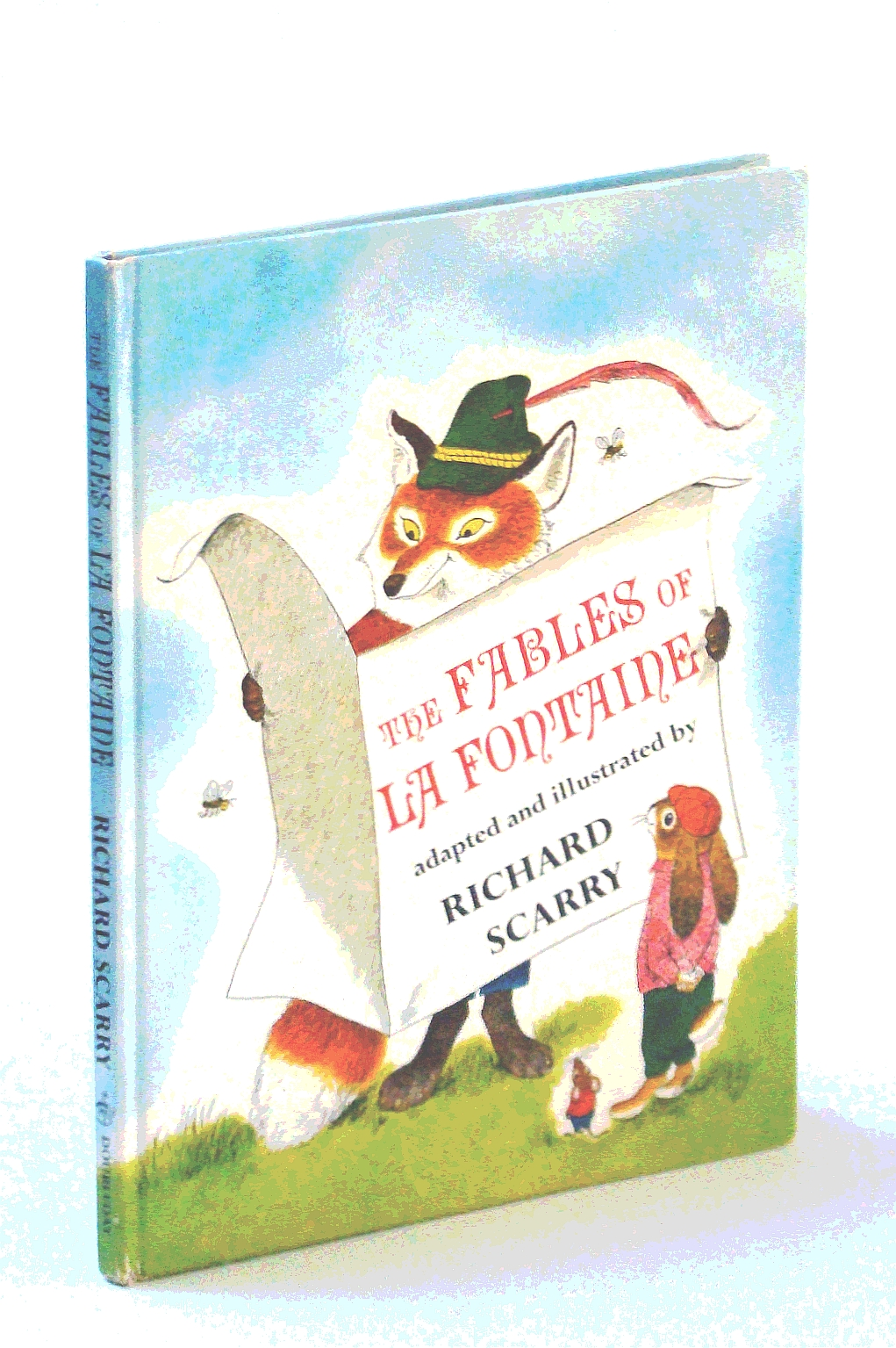 Image for The Fables Of La Fontaine