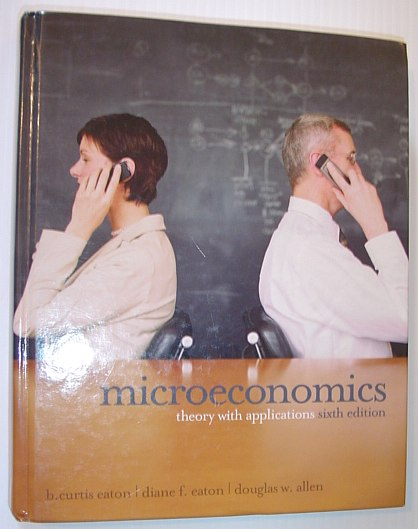 Image for Microeconomics: Theory with Applications, Sixth Canadian Edition (6th Edition)