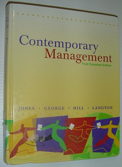 Image for Contemporary Management