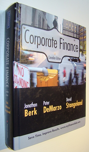 Image for Corporate Finance (Canadian)