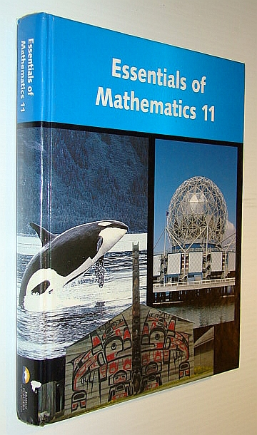 Image for Essentials of Mathematics 11