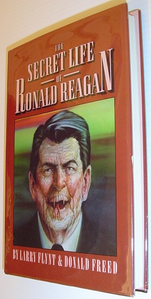 Image for The Secret Life of Ronald Reagan