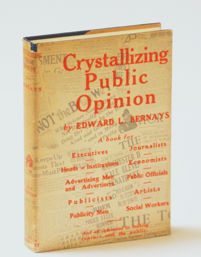 Image for Crystallizing Public Opinion