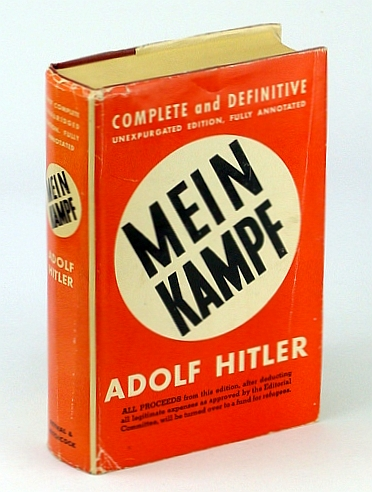 Image for Mein Kampf: Complete and Unabridged, Fully Annotated