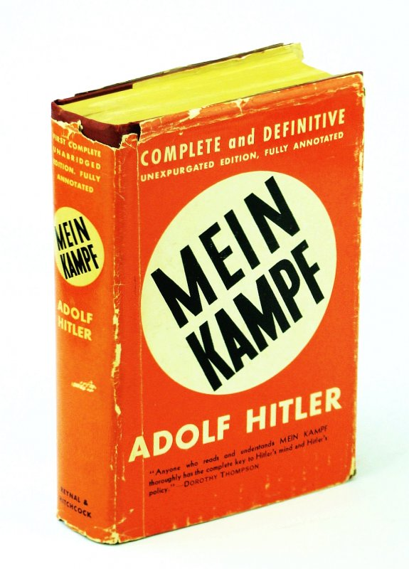 Image for Mein Kampf - Complete and Unabridged - Fully Annotated