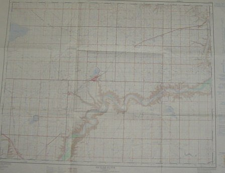 Image for Picture Butte, Lethbridge County, Alberta, West of Fourth Meridian, Scale 1:50,000