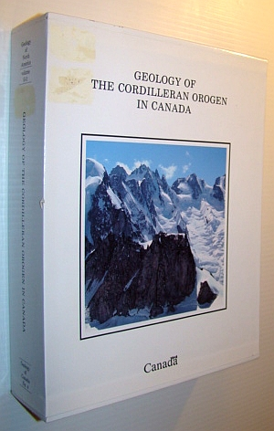 Image for Geology of the Cordilleran Orogen in Canada - Geology of North America, Volume G-2/Geology of Canada No. 4