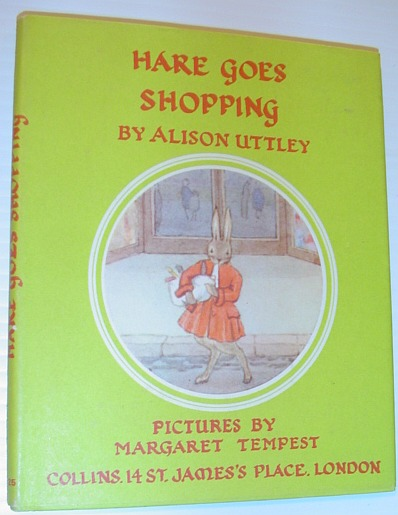 Image for Hare Goes Shopping *FIRST EDITION*