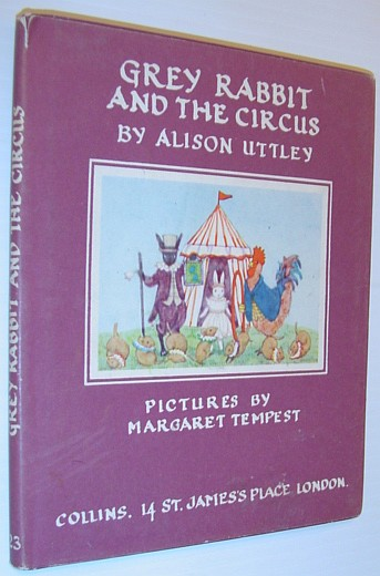 Image for Grey Rabbit and the Circus *First Edition*