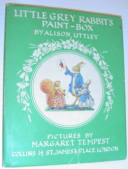 Image for Little Grey Rabbit's Paint-Box *First Edition*