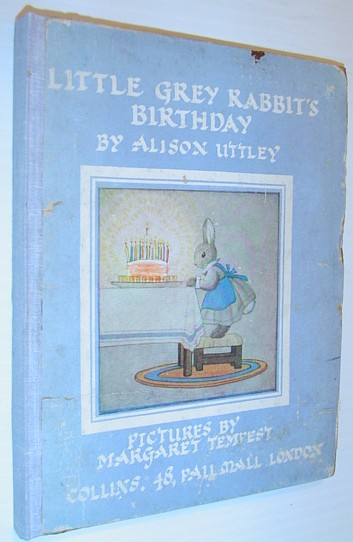 Image for Little Grey Rabbit's Birthday