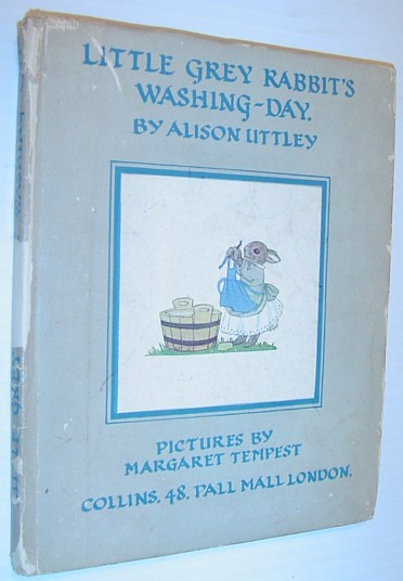 Image for Little Grey Rabbit's Washing-Day