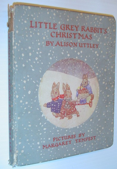 Image for Little Grey Rabbit's Christmas *FIRST PRINTING*