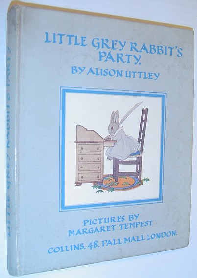 Image for Little Grey Rabbit's Party *FIRST PRINTING*
