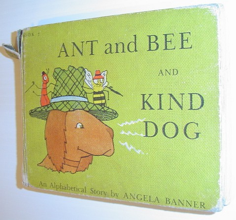 Image for Ant and Bee and Kind Dog - An Alphabetical Story *First Edition*