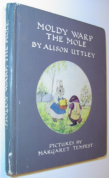 Image for Moldy Warp The Mole *First Edition*