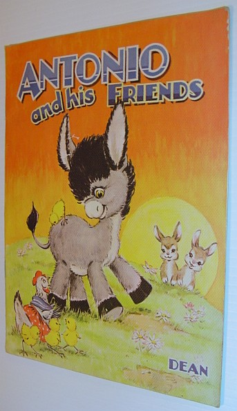Image for Antonio and His Friends