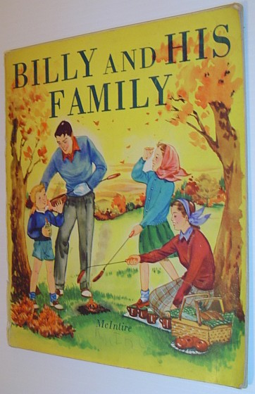 Image for Billy and His Family - A Readiness Book with Social-Studies Content