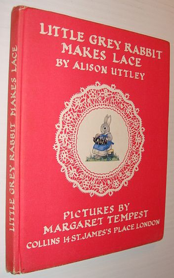 Image for Little Grey Rabbit Makes Lace