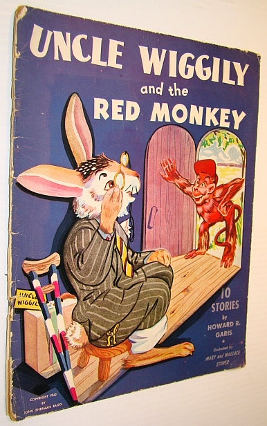 Image for Uncle Wiggily and the Red Monkey (1028)