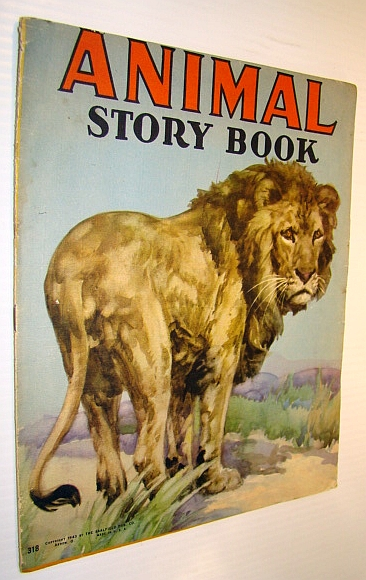 Image for Animal Story Book (Book #318)