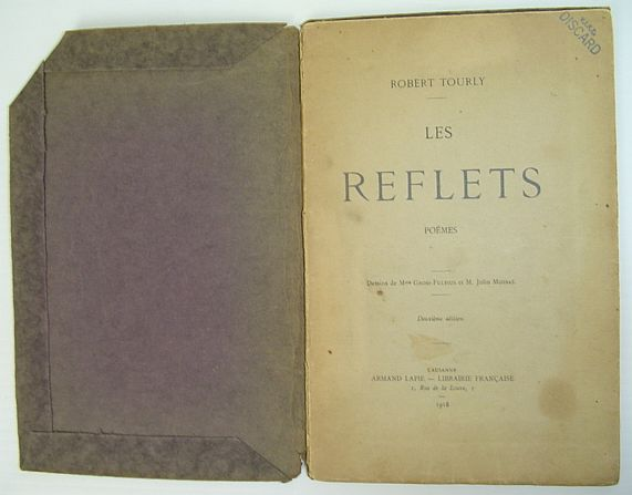 Image for Les Reflets Poemes