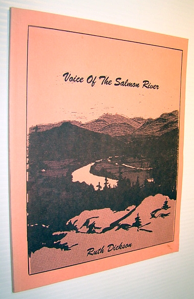 Image for Voice of the Salmon River - Poetry of the Sayward Valley 1941 to 1950