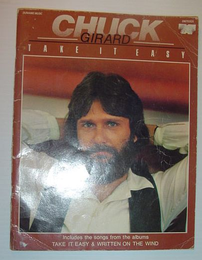 Image for Take it Easy: Chuck Girard Songbook