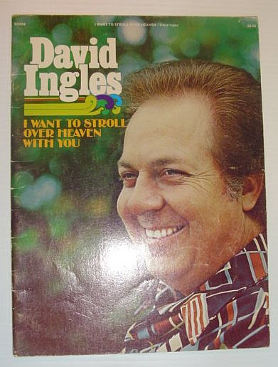 Image for David Ingles: I Want to Stroll Over Heaven With You - Songbook