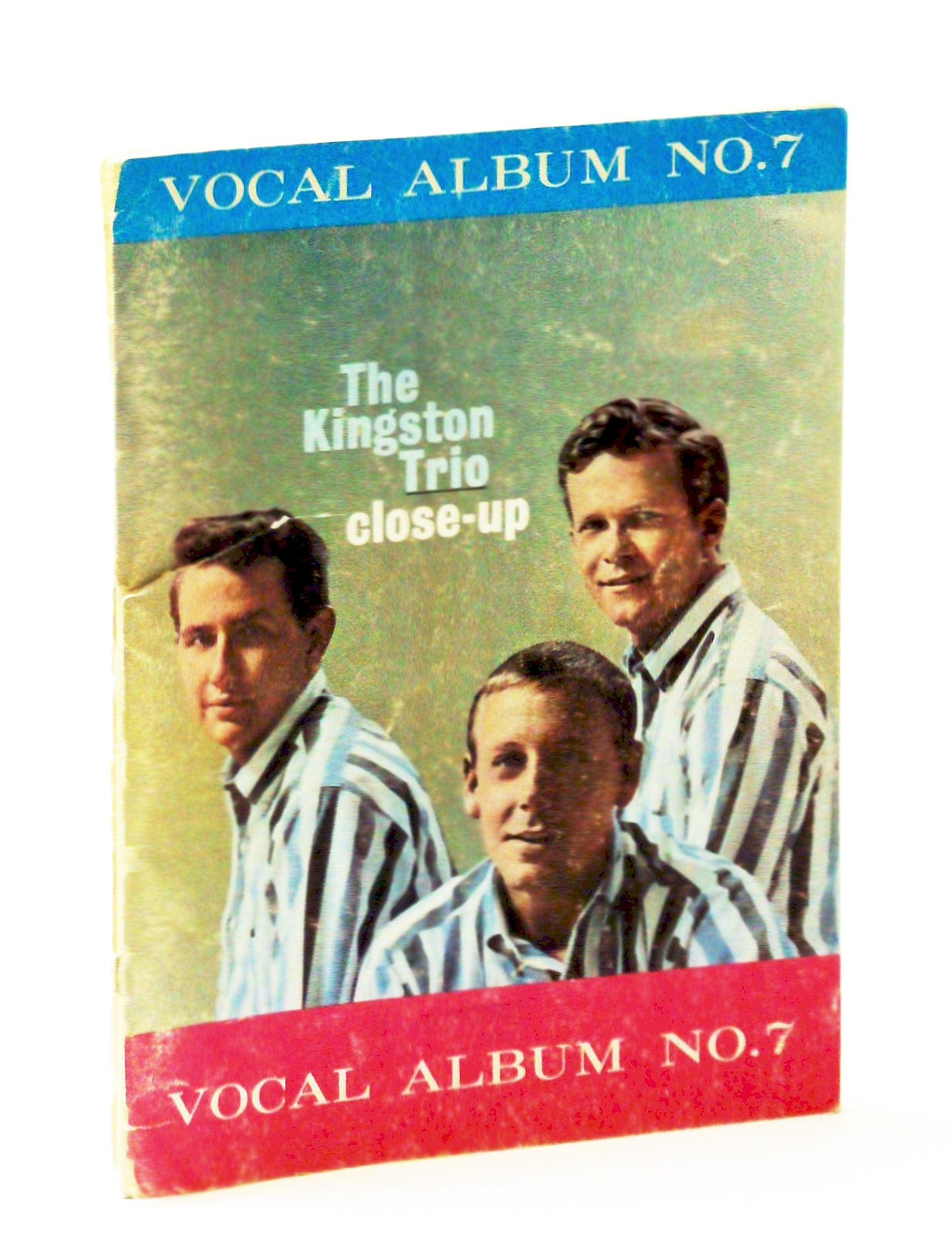 Image for The Kingston Trio - Close-Up: Vocal Album No. 7 [Songbook]