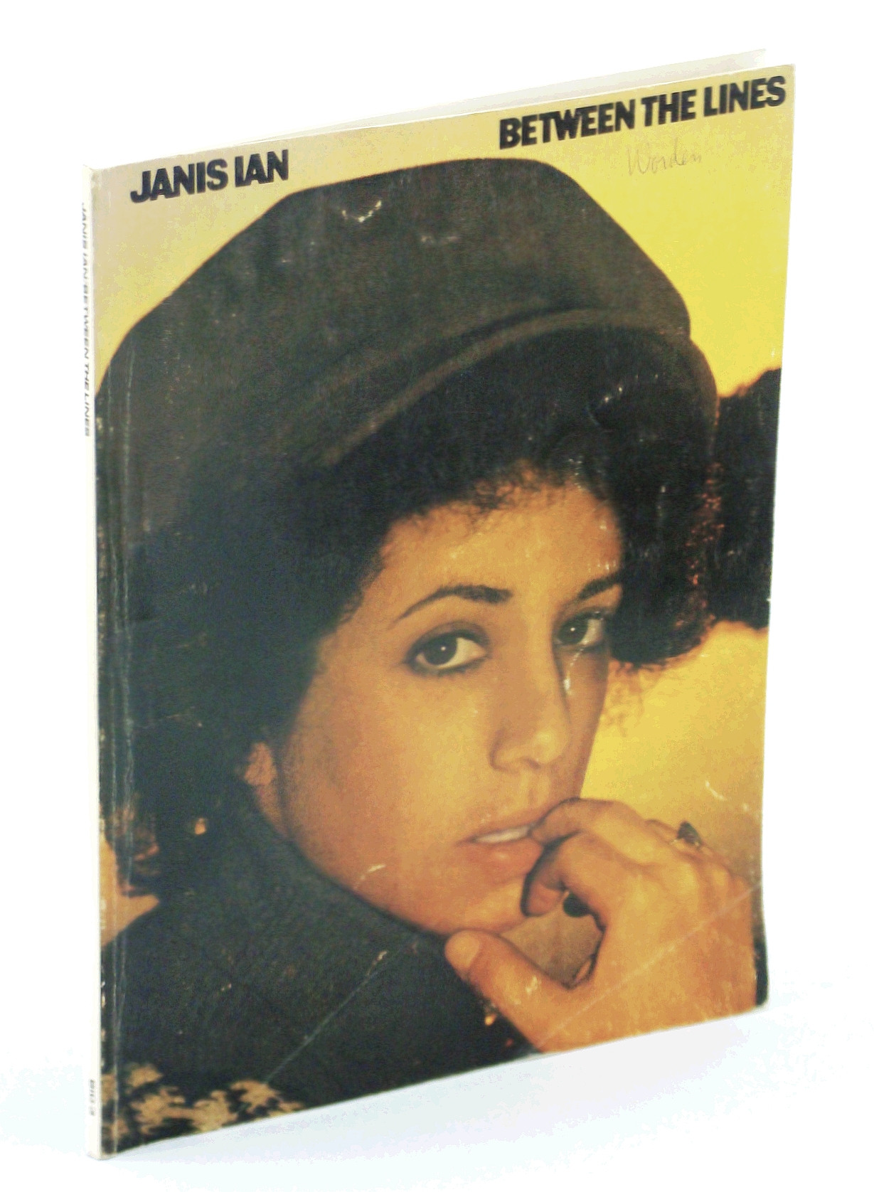 Image for Janis Ian [ 1975 ] Between the Lines (Watercolors, At Seventeen, When the Party's Over, From Me to You, Bright Lights & Promises, In the Winter, Between the Lines, The Come On, Light a Light, Tea & Sympathy, Lover's Lullabye)