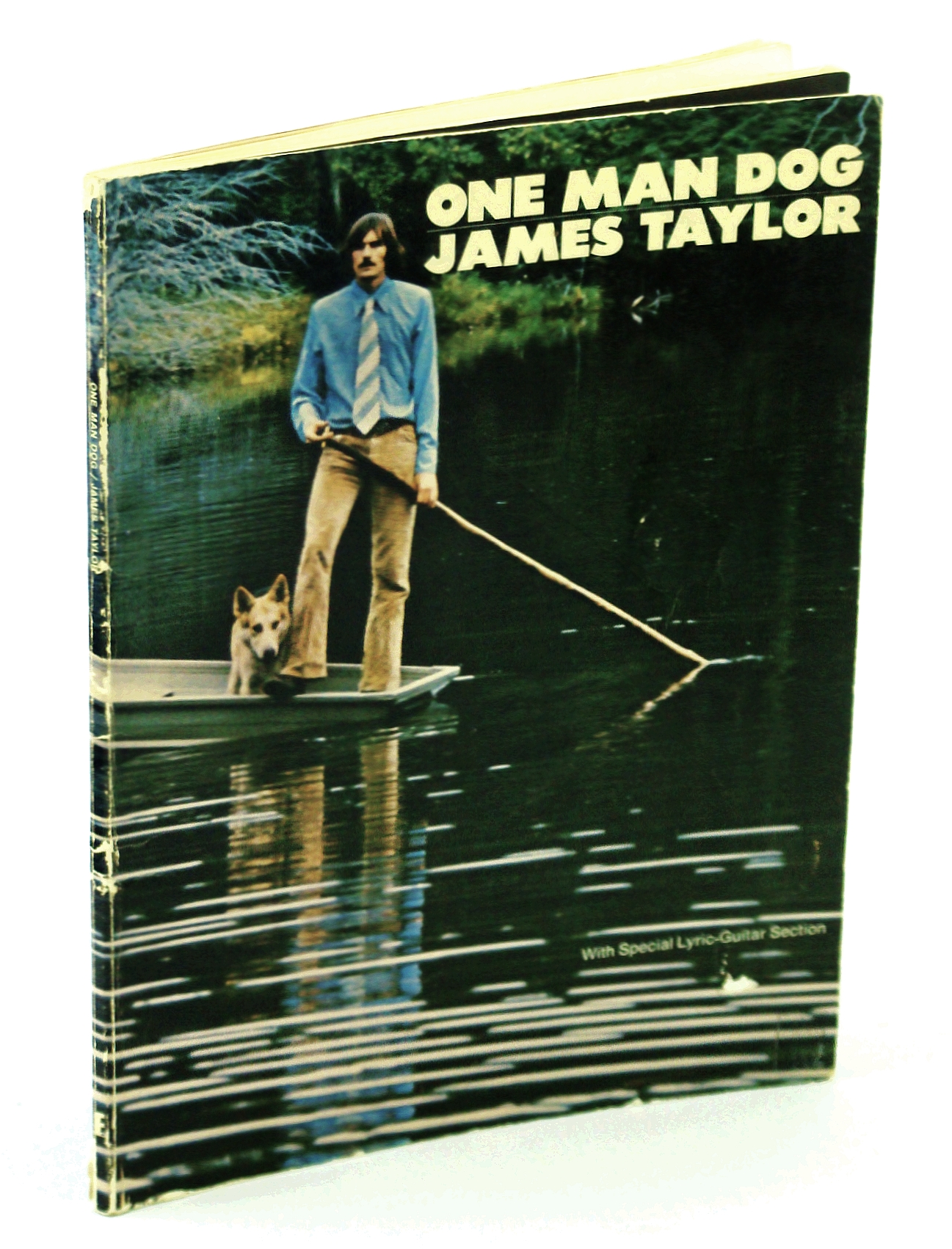 Image for James Taylor : One Man Dog [Songbook]