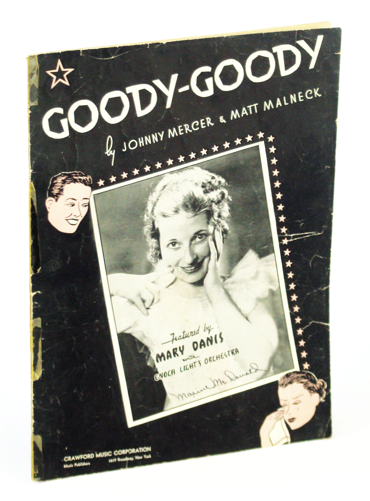 Image for GOODY-GOODY SHEET MUSIC