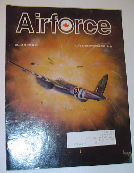 Image for Airforce Magazine:  July-August-September 1992, Volume 16 Number 2